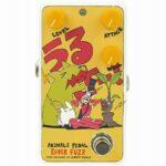 """入荷情報 Animals Pedal Custom Illustrated 021 ROVER FUZZ by coalowl """"うるせー!"""""""